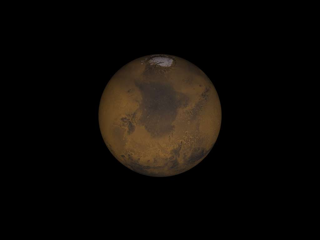 1954 mars red planet - photo #14