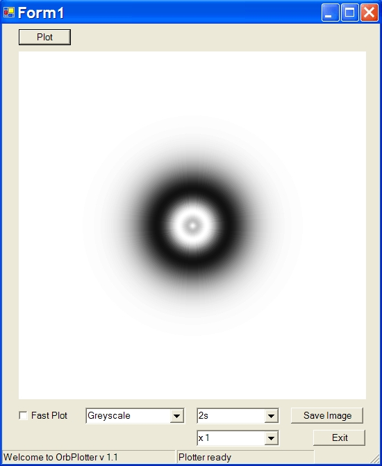 OrbPlotter screenshot