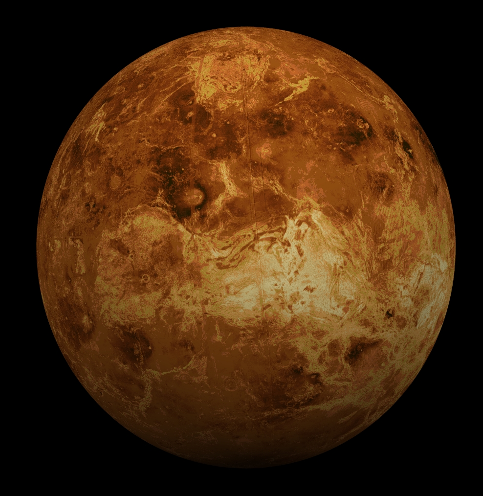 venus and planet earth - photo #14