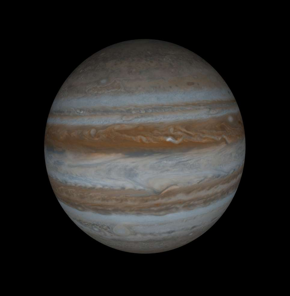 from inside planet jupiter - photo #18