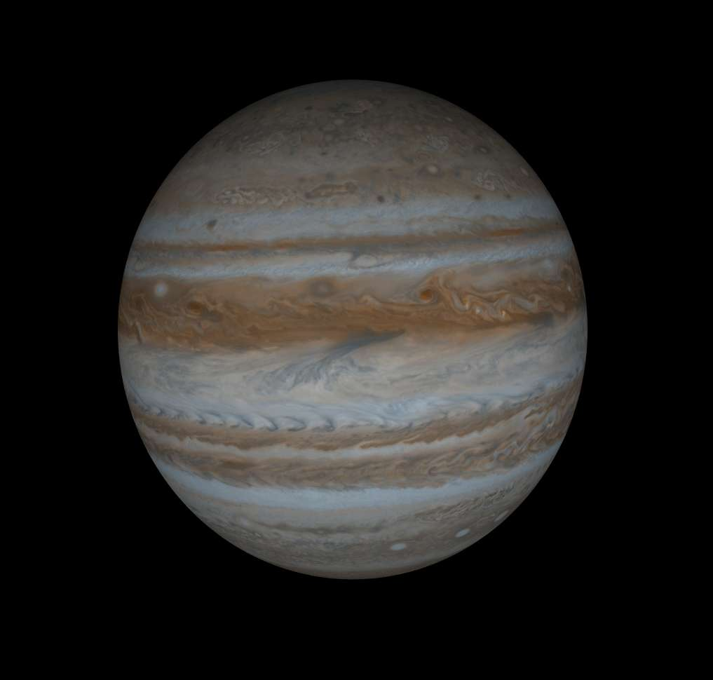 from inside planet jupiter - photo #7