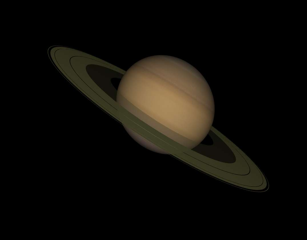 Inside The Gas Giant Saturn Pics About Space
